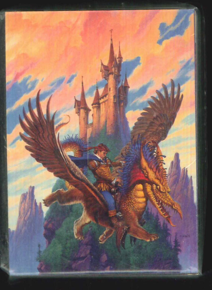 """Darrell K Sweet"" Fantasy Art Trading Card set, by FPG"
