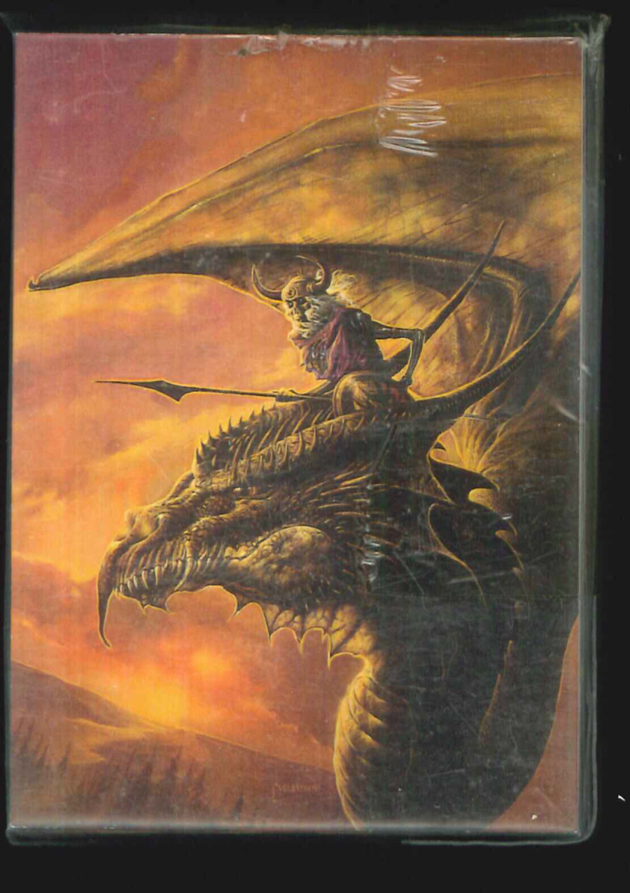 """Bob Eggleton"" Fantasy Art Trading Card set, by FPG"