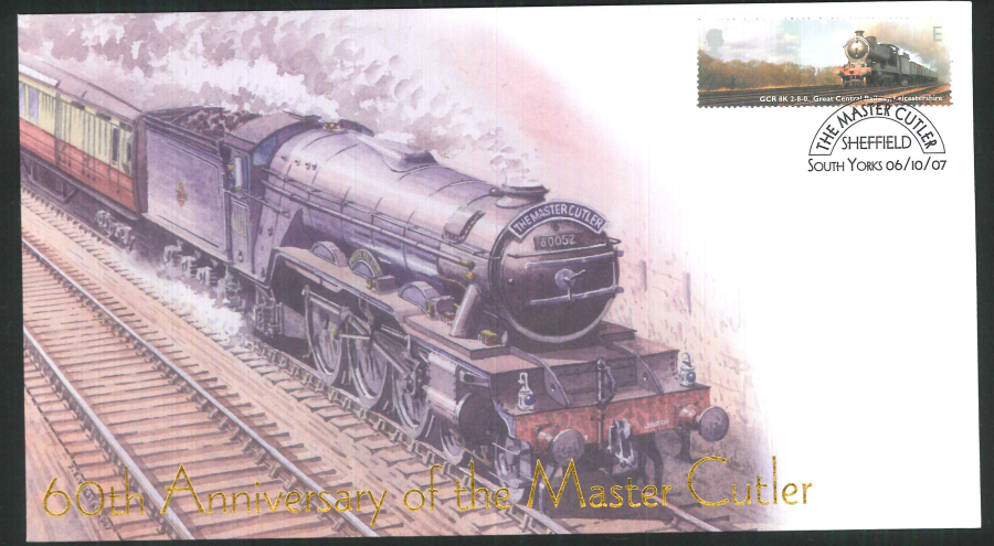 2007-Buckingham-Railway-60th Anniversary of the Master Cutler
