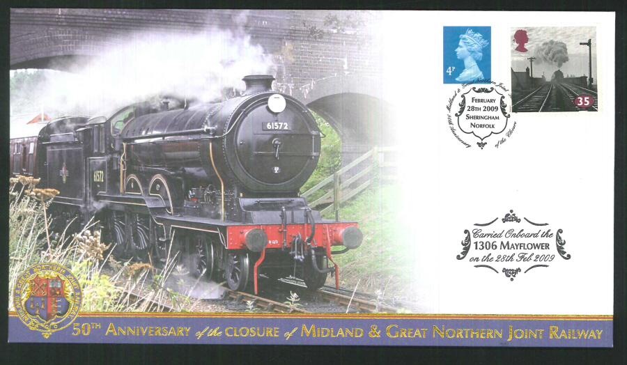 2009-Buckingham-Railway-50th Anniversary of the Closure of the Midland & Great Northern Railway
