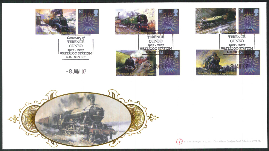2007-Buckingham-Tribute to Terence Cuneo 3