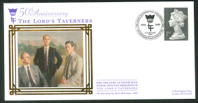 2000 Cricket Cover The Lords Taverners