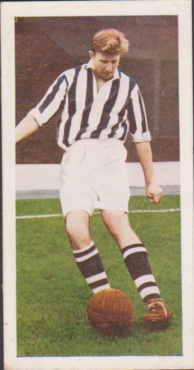 Chix Famous Footballers Series 1 No 43 Ray Barlow West Bromwich Albion