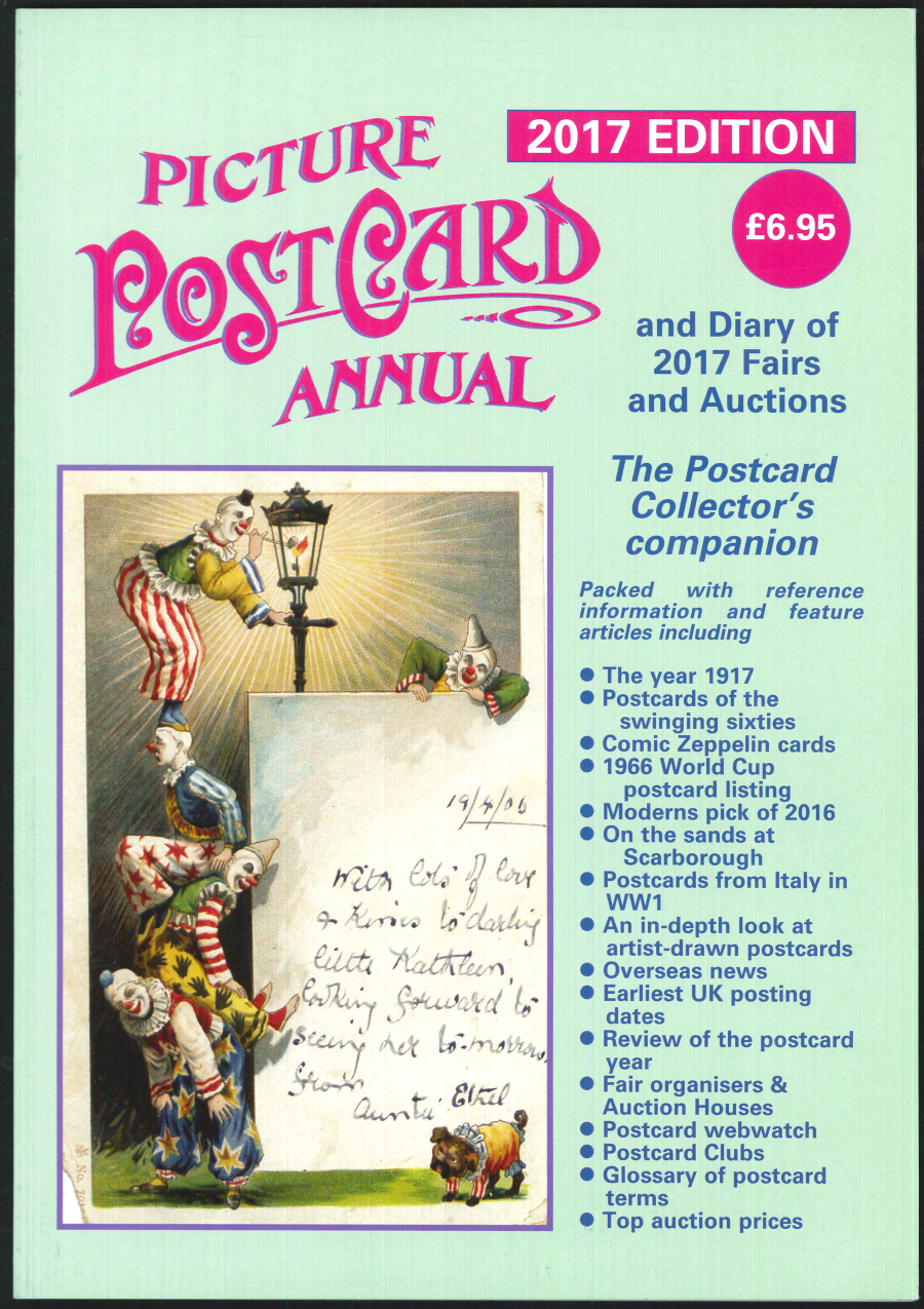 """Picture Postcard Annual - 2017 Edition"""