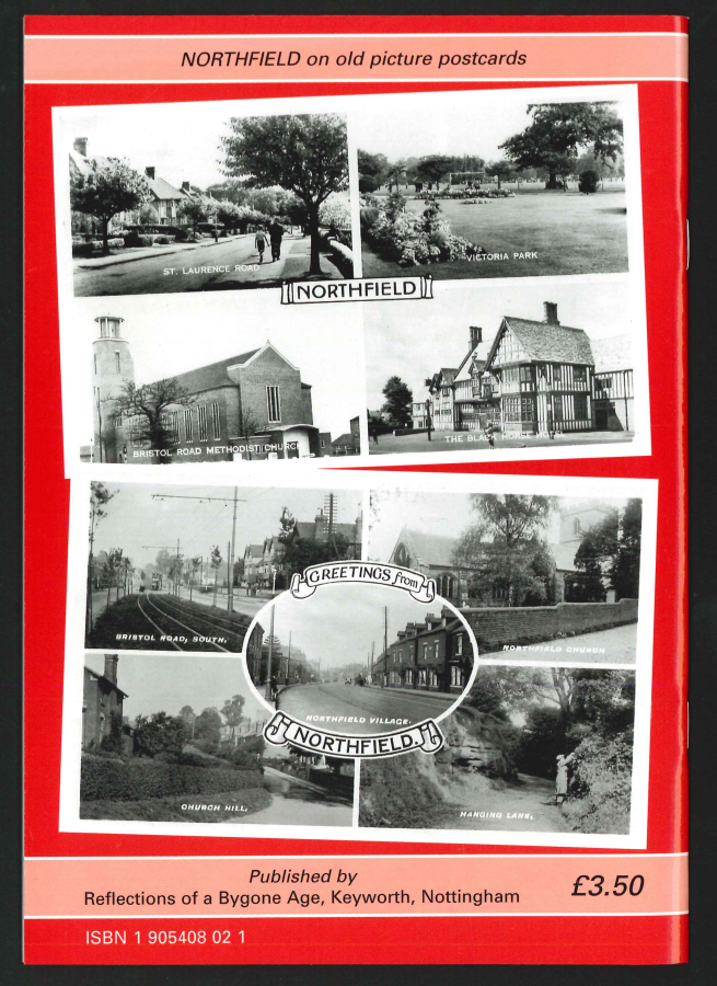 """Northfield on old picture postcards"" by Fran and Joe Brannan"