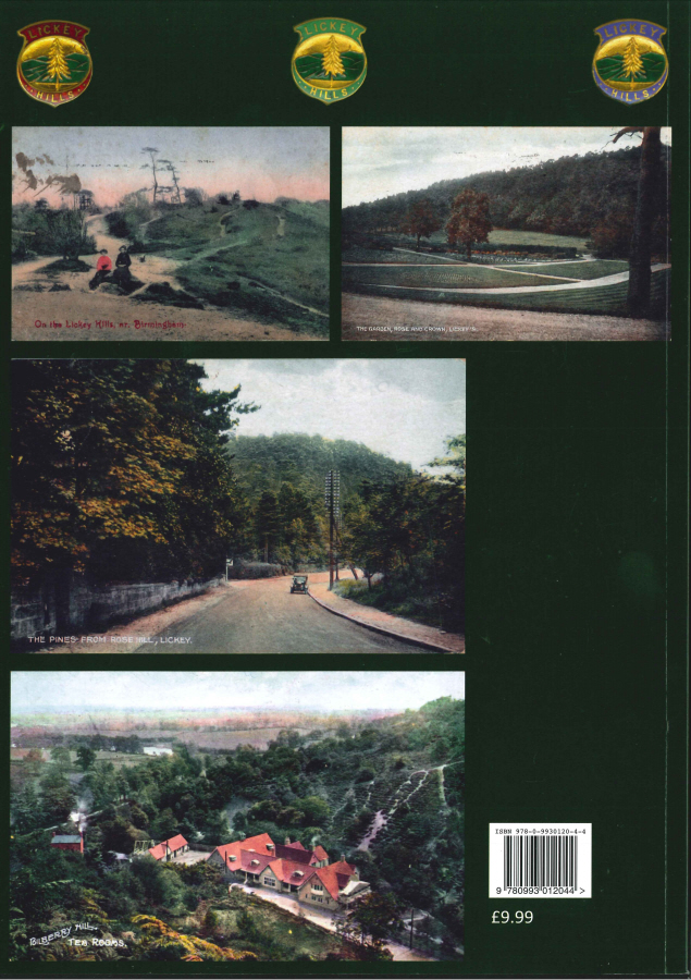 """Vintage Images of Lickey Hills, Rednal & Rubery, Birmingham"" by Andrew Maxam"
