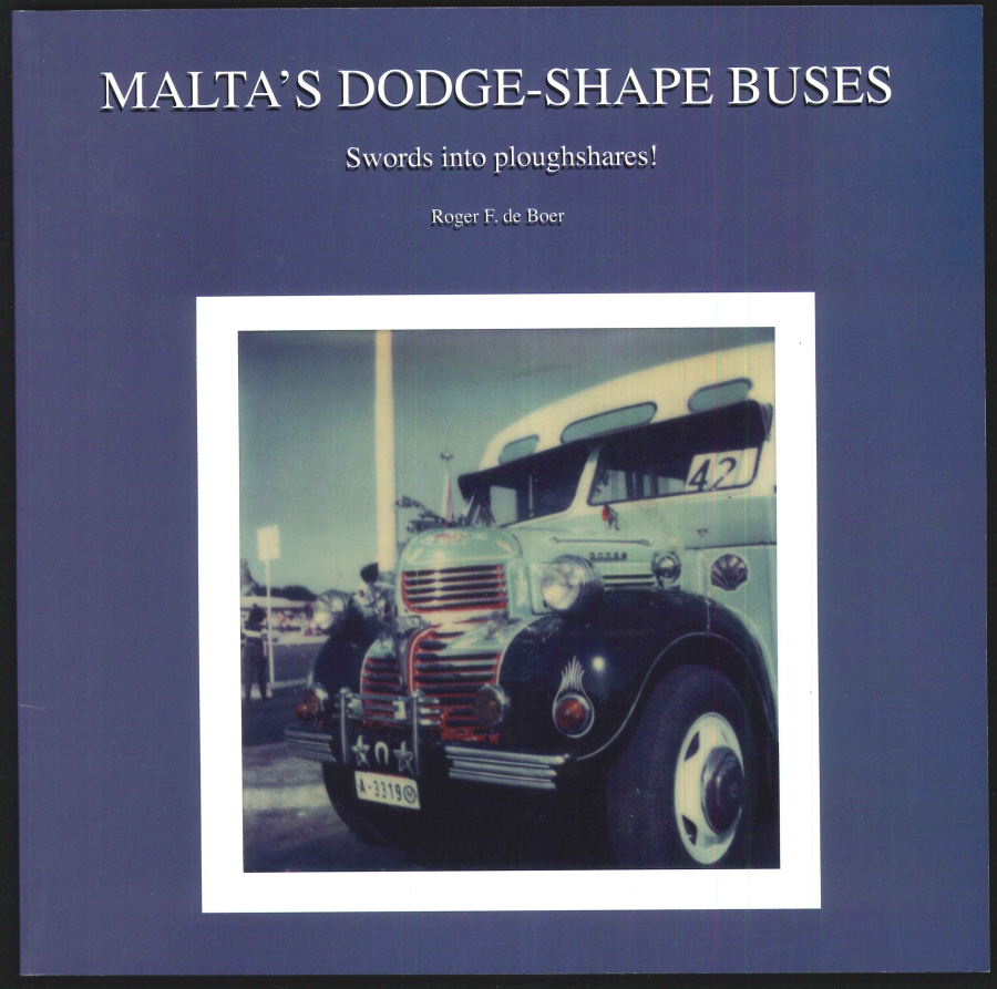 Malta's Dodge -Shaped Buses by Roger De Boer