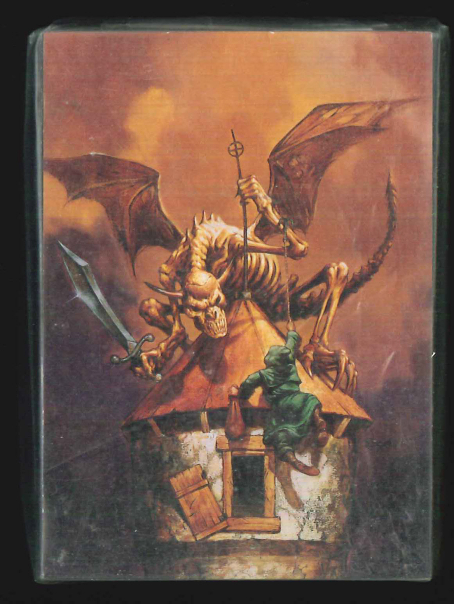 """Jeff Easley"" Fantasy Art Trading Card set, by FPG"